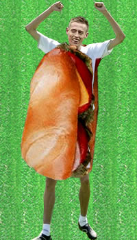 crouch in the sandwich