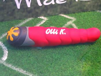 olli k. vibrator, oliver kahn vibrator
