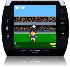 sry, no time to blog, busy playing pixaboy mundial. [just in time, finally a fun worldcup gamsey … and my footie idea won't be done in time. oh well]