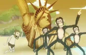 some musicks to testdrive übercaster with: :flash: new dork dolls: dance like a monkey – brilliant funky monkey video by the seminal garage punk band [via] :flash: BO Marley vs. […]
