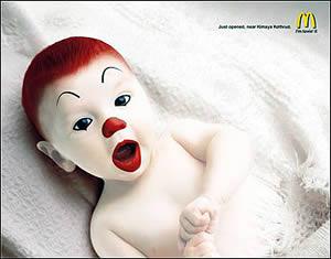 baby ronald