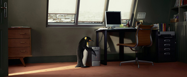 If you don't preserve nature by switching off your computer, who will? i love the series, especially the … erm … what are these animals called in english? – holding […]