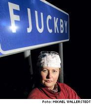 fjuckby, sweden