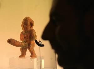 phallus2 100'000 years of sex Neanderthal Museum in Mettmann
