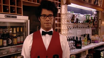 weeehheeeee, moss and the gang are back, very much so, and what a great first episode to season 2 this was. the IT crowd still is hilarious; it's great to […]