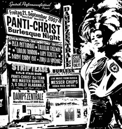 pantichrist presents