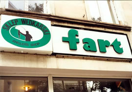 fart anglers shop in poland