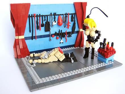 Lego SM