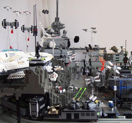 Lego Sta Wars Capital