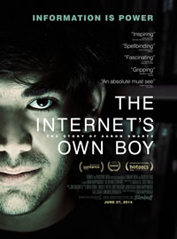 The Internet's Own Boy- The Story of Aaron Swartz