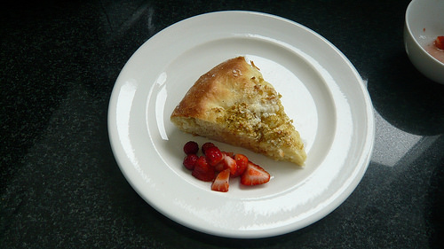 The Romandie is the French part of Switzerland. They do everything better than we Swissgermans, but we especially love their deserts: Gâteau du Vully This recipe is a combination of […]