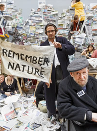 Remember Nature - Gustav Metzger